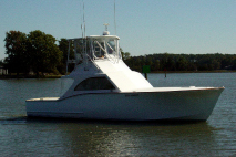 40' Capps Boatworks