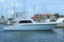 2002 53' Capps Boatworks Grace