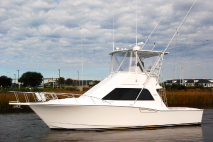 2004 35' Cabo Pace Maker