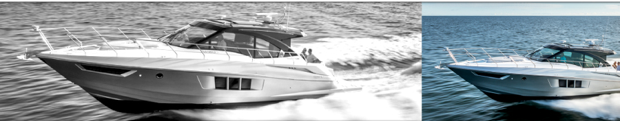 Cruisers Yachts For Sale Hmy Yacht Sales Tim Gredick